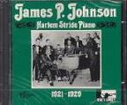 Harlem Stride Piano 1921 29