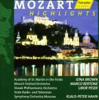 Mozart: Highlights