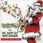 Christmas With Mr. Yakety Sax Boots Randolph