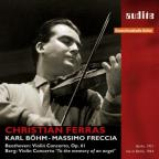 Beethoven: Violin Concerto, Op. 61; Berg: Violin Concerto 'To the Memory of an Angel'