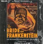 Waxman:Bride Of Frankenstein