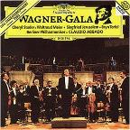 Wagner-Gala / Abbado, Studer, Meier, Jerusalem, Terfel