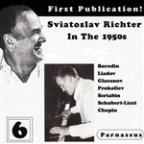 Sviatoslav Richter in the 1950s, Vol. 6