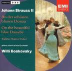 Johann Strauss II: On the Beautiful Blue Danube / Boskovsky