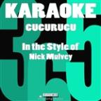 Cucurucu (In The Style Of Nick Mulvey) [karaoke Version] - Single
