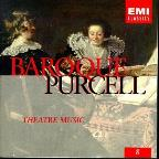 Baroque 8 - Purcell: Theatre Music / Menuhin, Barbirolli