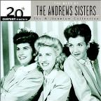 20th Century Masters - The Millennium Collection: The Best of the Andrews Sisters