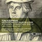 Bach: Latin Church Music, Vol. 1