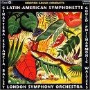 Gould: Latin American Symphonette, etc;  Ginastera / Gould