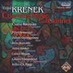 Krenek: Chamber Music with Clarinet