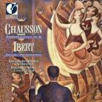 Ernest Chausson: Symphony In B Flat, Op. 20; Jacques Ibert: Escales; Divertissement