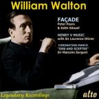 "William Walton: Facade; Henry V Music; Coronation March ""Orb and Sceptre"""