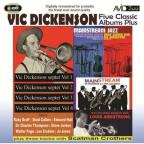 Five Classic Albums Plus (Vic Dickenson Septet #1/#2/#3/#4/Mainstream Jazz)