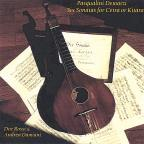 Pasqualini Demarzi: Six Sonatas For Cetra Or Kitar