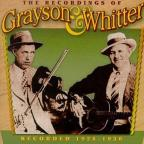 Recordings of Grayson & Whitter: Recorded 1928-1930