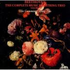 Beethoven: Complete String Trios Vol 1 / Cummings Trio