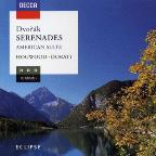 Dvorak: Serenade For Strings, American Suite
