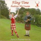 Fling Time: Piping for Highland Dancing