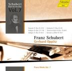 Schubert: Piano Works, Vol. 7