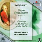Mozart: Youth Symphonies Vol. 4