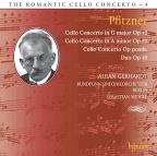 Romantic Cello Concerto, Vol. 4: Hans Pfitzner