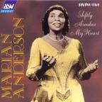 Softly Awakes My Heart - Marian Anderson