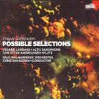 Yngve Slettholm: Possible Selections