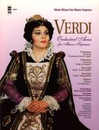 Verdi O Arias With Orchestra