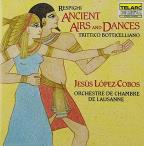Resphighi: Ancient Airs and Dances; Trittico Botticelliano