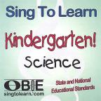 Sing To Learn Kindergarten! Science