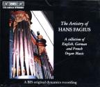 Artistry of Hans Fagius: A Collection of English, German and French Organ Music