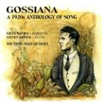 Gossiana: A 1920s Anthology of Song