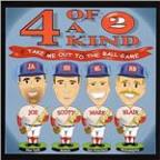 Four of a Kind, Vol. 2: Take Me Out to the Ball Game