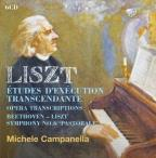 Liszt: &#201;tudes d'ex&#233;cution Transcendante; Orchestra Transcriptions &amp; Others