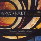 Arvo Part: The Music for Organ