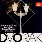 Dvorak: Serenade for Strings: Czech Suite