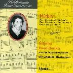 Weber: Piano Concerto No. 1 in C minor; Piano Concerto No. 2 in E flat major; Koncertstuck in F minor