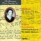 Weber: Piano Concerto No. 1 in C minor; Piano Concerto No. 2 in E flat major; Koncertstück in F minor