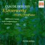 Claude Debussy: Works for Piano