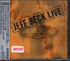 Jeff Beck Live: B.B. King's Blues Club & Grill, New York