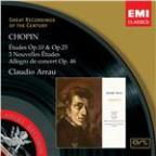 Chopin: Études Op.10 and Op.25