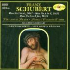 Schubert: Masses Nos. 2, 3 & 4 / Virtuosi di Praga