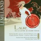 Lemeland: LAUREor The LETTER WITH THE RED SEAL