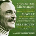Mozart: Piano Concerto in d, K. 466; Beethoven: Sonata No. 3 in C, Op. 23, No. 3