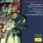 Rachmaninov: The Complete Piano Concertos