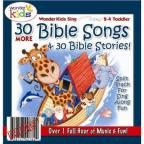 30 More Bible Songs & St