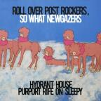 Roll Over Post Rockers, So What Newgazers