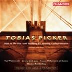 Tobias Picker: Keys to the City; And Suddenly It's Evening; Cello Concerto
