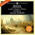 Haydn: London, Surprise & Military Symphonies / Dorati