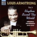 Rhythm Saved the World: Louis Armstrong, Vol. 3